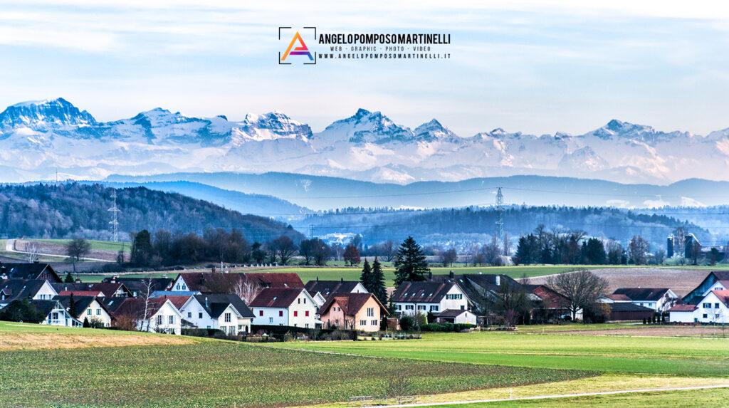 Alpi dal Kanton Zürich