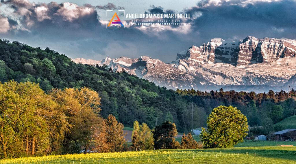 Alpi in Primavera