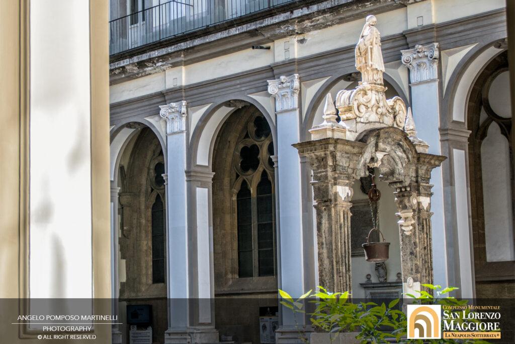San Lorenzo Maggiore - Napoli - Chiostro
