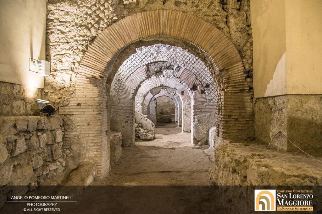La Neapolis Sotterrata - Napoli - Criptoportico
