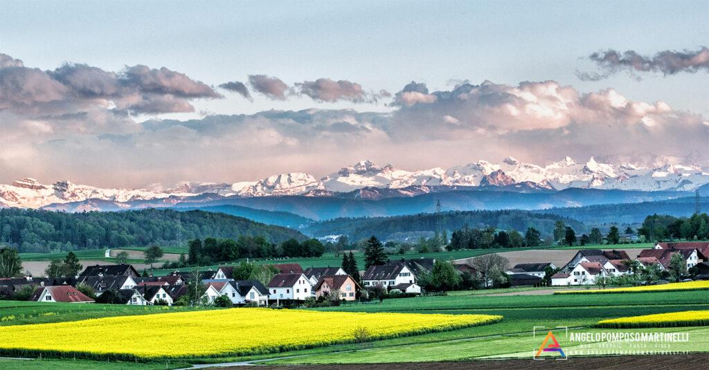 Kanton Zürich Frühling Sommer 2019
