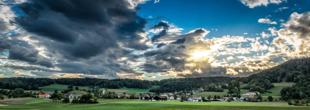Nuvole Autunnali