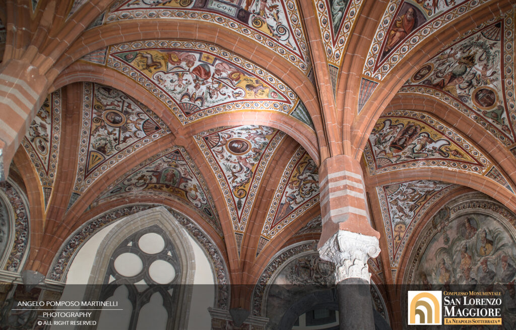 San Lorenzo Maggiore - Napoli - Sala Capitolare