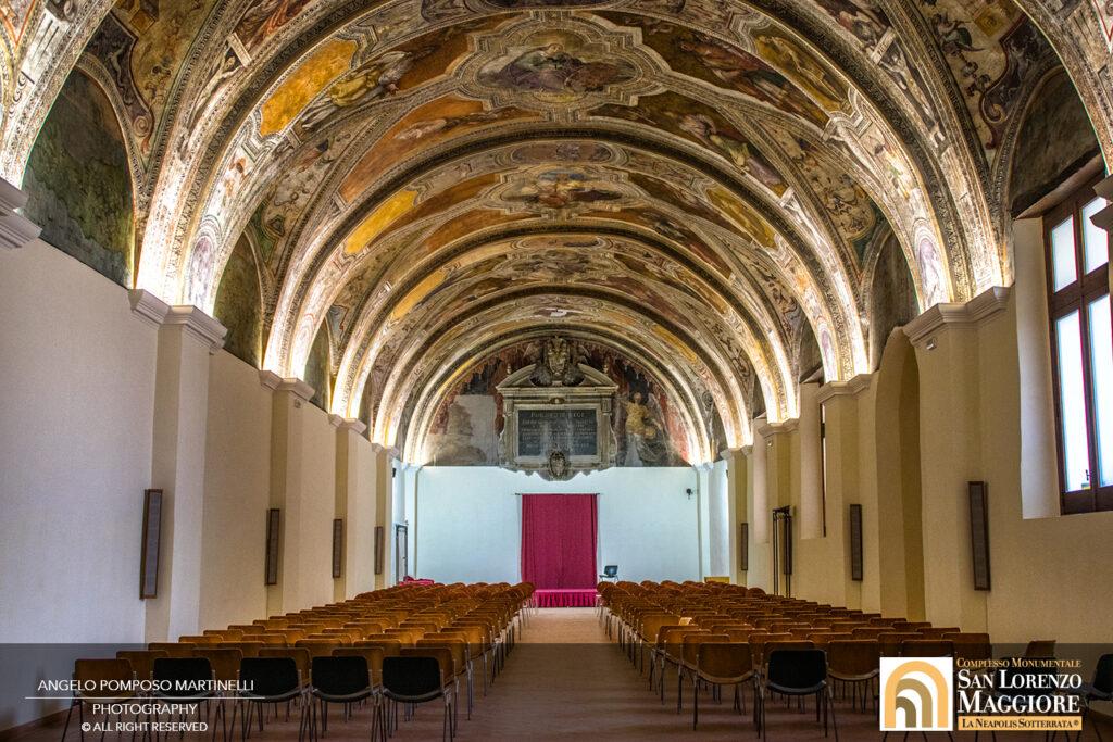 San Lorenzo Maggiore - Napoli - Sala Sisto