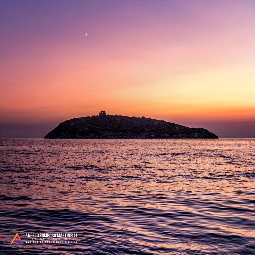 Isola di Cirella - Kalabrien